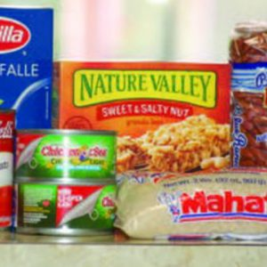 Boxed & Canned Meals